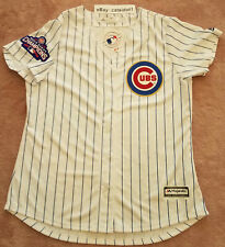 e4f64e9f302 NWT CHICAGO CUBS Women s JERSEY SZ XL World Series Patch MAJESTIC COOL BASE