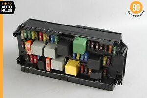 10-18 Mercedes W212 E350 E400 Front SAM Module Relay Fuse Box 2129004911 OEM 57k