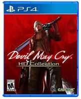 Devil May Cry HD Collection (PS4) BRAND NEW / Region Free