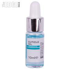 The Edge Nails 10ml Aromatic Cuticle OIL With Dropper Scented Restores Moisture