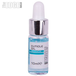 Edge Nails Aromatic Cuticle OIL With Dropper 10ml Scented Restores Moisture