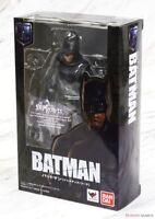DC Batman Ben Affleck Justice League S.H.Figuarts Bandai Tamashii Action Figure
