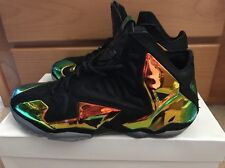 NIKE LEBRON XI EXT KINGS CROWN 1 2 3 4 5 6 7 11