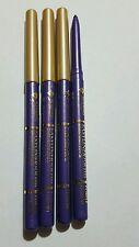 4 JORDANA Easyliner , Retractable Eyeliner Purple Fusion Color NEW -UNSEALED-