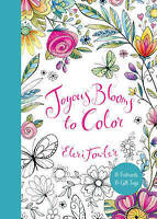 Very Good, JOYOUS BLOOMS TO COLOR: 15 POSTCARDS, 15 GIFT TAGS (Colouring Books),