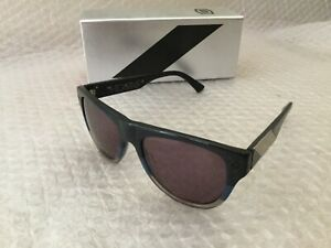 100% HIGGINS Sunglasses Oil Grade-Dark Smoke Tint