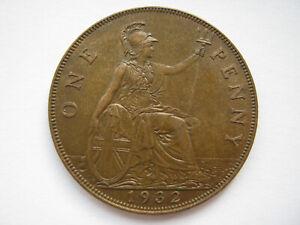 1932 bronze Penny NEF #1