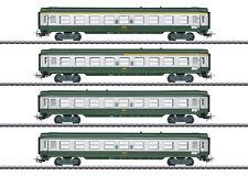 """Märklin H0 40691 Schnellzugwagen-Set """"Tin Plate"""" der SNCF - NEU + OVP"""