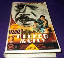 KEEPER OF THE CITY VHS PAL LOUIS GOSSETT JR ANTHONY LAPAGLIA