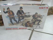 DML 1/35 Worlds Elite Force Series Soviet naval Infantry  plastic model kit
