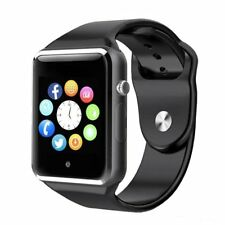 A1 Smart Watch Bluetooth Waterproof GSM Sim Phone Camera For Android