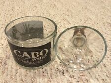 Cabo Wabo Tequila Glass Tumbler