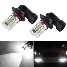For Jeep Commander 2006-2010 9145 9140 H10 LED Driving Fog Light White 2x Bulbs