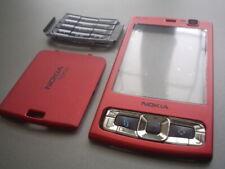 New Nokia  n95  8gb cover  keypad fascia set  red colour