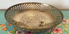 Lovely Large Vintage Chinese Brass Bowl
