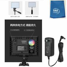 YONGNUO YN300 Air II YN300air II 3200k-5500k RGB LED Video Light PLUS AC adapter