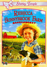 "DVD "" Rebecca of Sunnybrook Farm"" Shirley Temple"