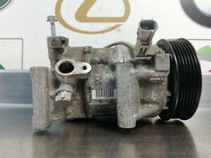 TOYOTA YARIS MK3 XP130 2014- AIR CON CONDITIONING A/C COMPRESSOR PUMP