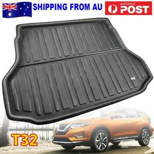 Boot Liner Cargo Tray Trunk Floor Mat For Nissan X-Trail Xtrail T32 2014-2019