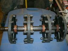 2004 SKI DOO MXZ Renegade 600 HO Drive axle with Sprockets, P/N 501027400