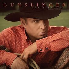 GARTH BROOKS CD - GUNSLINGER (2016) - NEW UNOPENED - COUNTRY - PEARL RECORDS