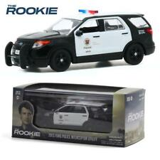 GREENLIGHT 86587 The Rookie 2013 Ford Police Interceptor LAPD Diecast Car 1:43