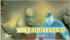 THE FRIGHTENERS DELUXE MOVIE CARDS    SEALED BOX 30 PACKETS BY DART FLIPCARDS