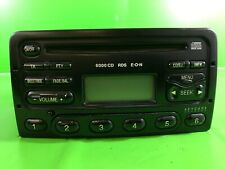 FORD TRANSIT MK5 6000 CD RDS EON RADIO PLAYER TUNER WITH CODE 1995-2000
