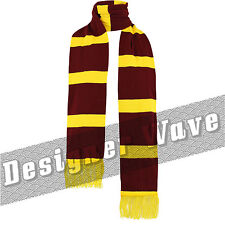 Acrylic Striped Scarves for Men