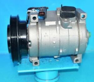 AC Compressor fits 2001-2002/2004-2009 Chrysler PT Cruiser (1YW) New 77386