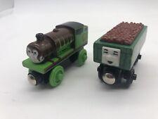 Thomas & Friends Wooden Train Chocolate Percy & Rickety Mr. Jolly's Chocolate