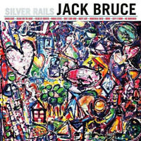 Jack Bruce - Silver Rails (2014)  CD  NEW/SEALED  SPEEDYPOST