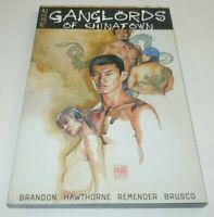 Ruule Ganglords of Chinatown Comic TPB Image David Mack 1 2 3 4 5 Rick Remender