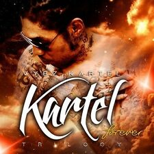 Vybz Kartel - Kartel Forever Trilogy [New CD]