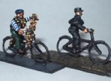 SGTS MESS NC17 1/72 Diecast WWII era French Policeman+Onion Seller  on Bicycles