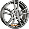 4 Alufelgen PSW Powerful Wheels NEVADA Matt Anthracite 7x17 ET35 5x112 66,6 NEU