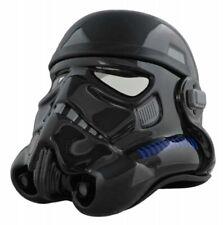 Black Stormtrooper Helmet - for Star Wars Shadowtrooper Costume Armour