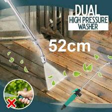 More details for high pressure washer spray gun washing hose pipe kit for garden car jet lance t