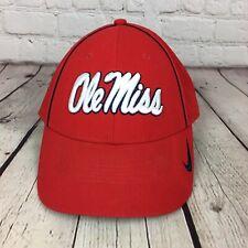 University of Mississippi Ole Miss Rebels Nike Legacy 91 Red Hat Cap adjustable