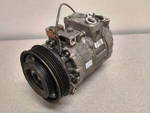 NICE ORIGINAL PORSCHE 911 996 997 CARRERA GT3 COMPRESSOR A/C NIPPONDENSO DENSO