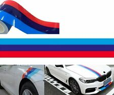 "1pcs 48"" X 6"" 3 Color Racing Body Hood Bumper Stripe Vinyl Decal Sticker #B"