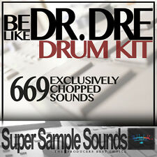DR DRE be like Drum Kit vinyl beats mpc60 SP1200 MPC 2500 5000 1000 samples