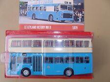 n° 30 LEYLAND Victory MKII année1979 Autobus et Autocar du Monde 1/43 Neuf boite