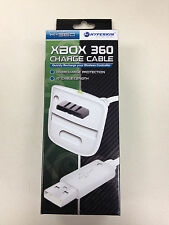 XBOX 360 PLAY AND CHARGE KIT (CABLE CHARGER ONLY) [[Battery NOT Included]]