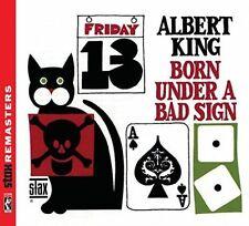 Albert King Born Under a Bad Sign 2013 Remastered CD 5 Bonus Tracks
