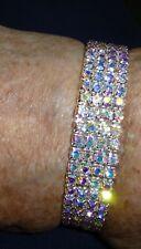 bracelet rhinestone hat BLING BLING Fancy stretchy