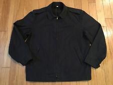 Vintage Us Army Patriot Windbreaker Jacket Weintraub Talon Early Model Size 46 L