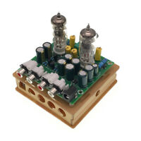 1X(El Más Nuevo Amplificador Preamplificador de Tubo 6J1 Amplificador de Au 8J8)