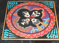 Kiss Rock & Roll Over Sealed Vinyl Record Lp Album USA 1976 No Barcode