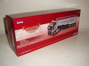 CORGI Trucks1:50 - THIRD OFF! -CC14023 VOLVO FH BULK TIPPER MANSEL DAVIES & SON